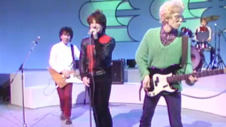 U2 Live Late Late Show